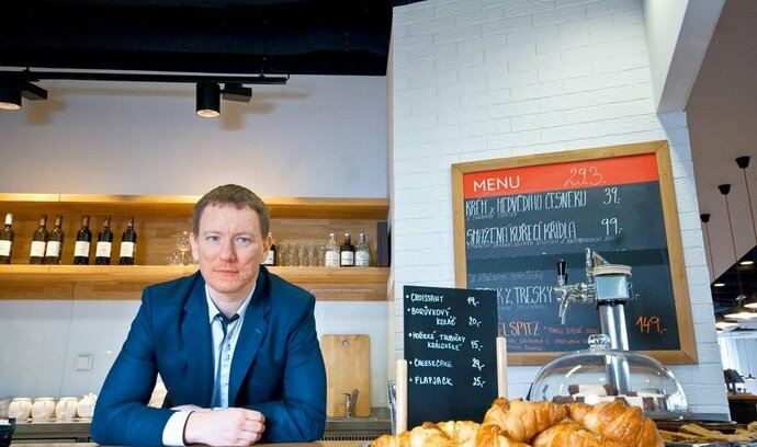 Šéf Partners investuje do řetězce zdravé výživy Sklizeno