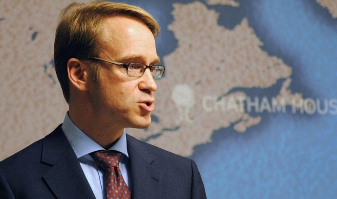 Šéf Spolkové banky: ECB by měly znepokojovat nízké zisky bank