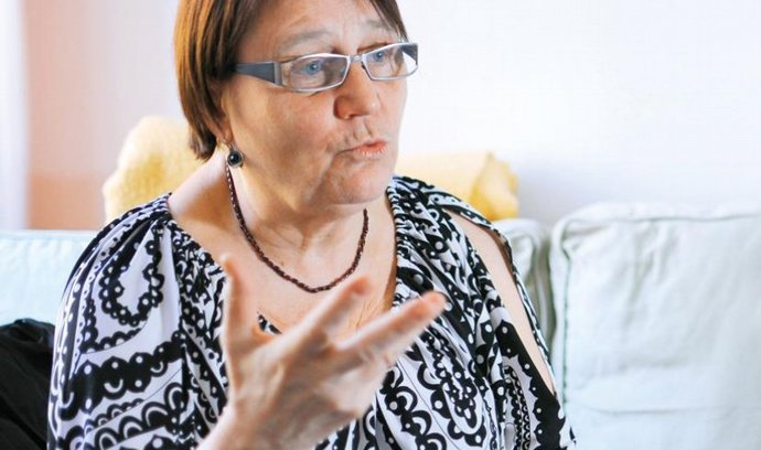 Anna Šabatová: Slib prosazovat lidská práva neporuším
