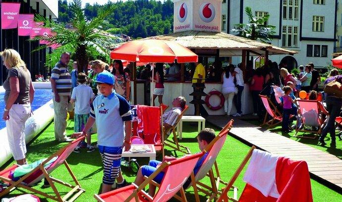 Karlovy Vary: mezinárodní festival sponzorů