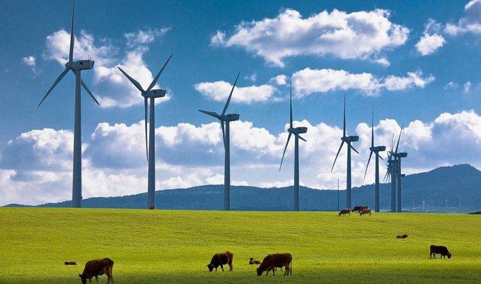Zloděj z větrných elektráren ukradl součástky za 600 tisíc