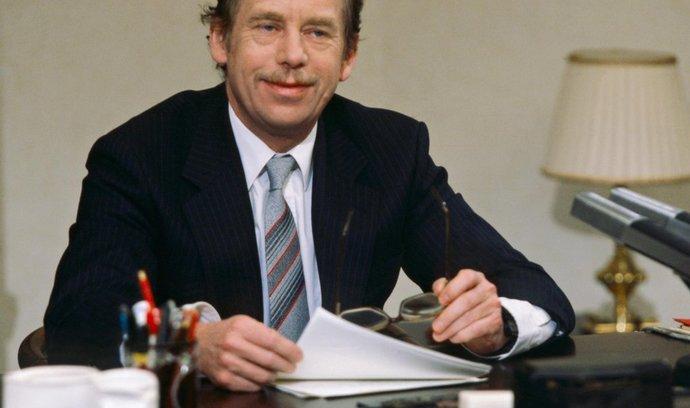 Havel bude mít bustu v americkém Kongresu