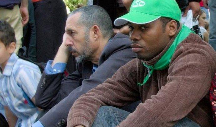 Tábor v Rakousku je přeplněný a nemůže přijímat další migranty