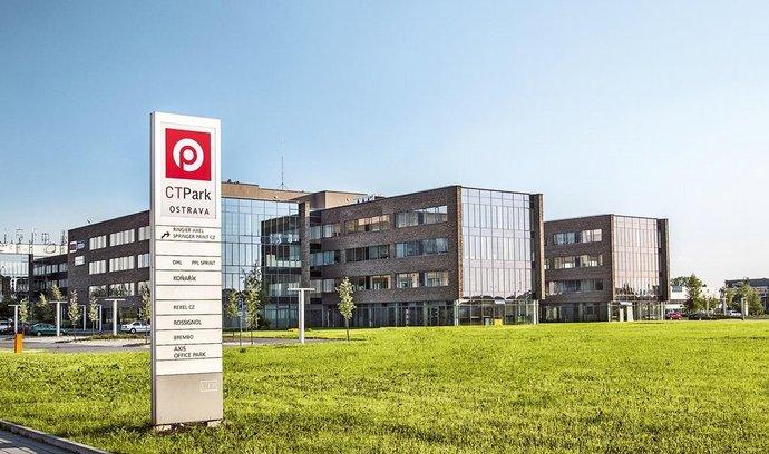 Prodej CTP finišuje. Ve hře je až miliarda eur za půlku firmy