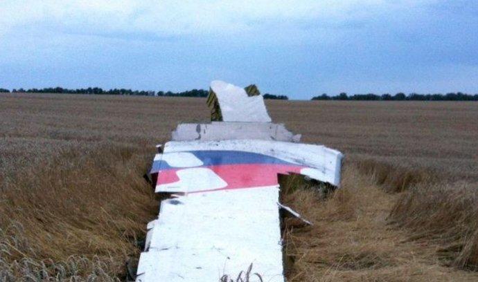 Viníky za sestřelené letadlo nad Ukrajinou má prý trestat zvláštní soud OSN
