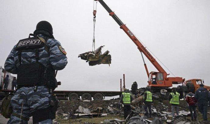 Rusko potvrdilo, že bude vetovat tribunál pro havárii letu MH17
