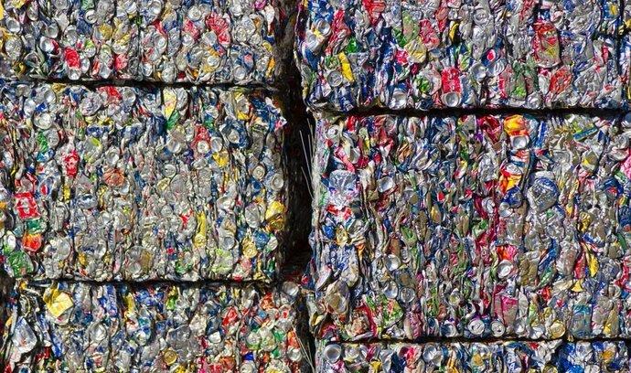 Praha bude balit odpad do zásoby, za 25 milionů korun