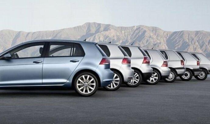 Nový Golf se stal s převahou evropským autem roku
