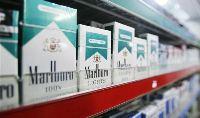Philip Morris na českém trhu dále ztrácí