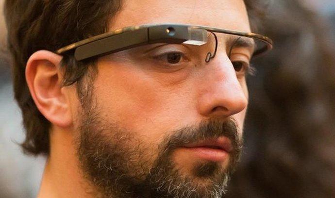 Pomocí Google Glass budeme možná ovládat předměty pouhým pohledem