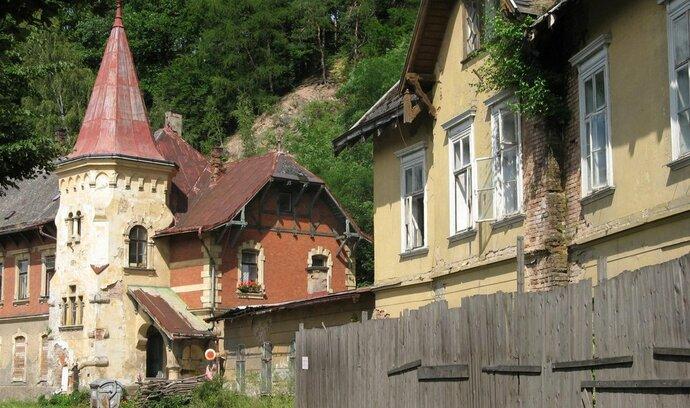 Lázně Kyselka zůstanou na seznamu kulturních památek