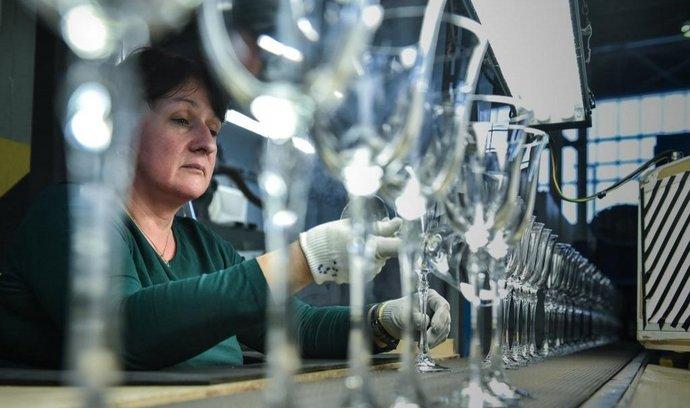 Tradice českého skla žije, do světa se vyveze přes 90 procent tuzemské produkce