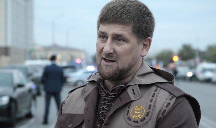 Kadyrov v reakci na sankce: Západ porušuje práva koní