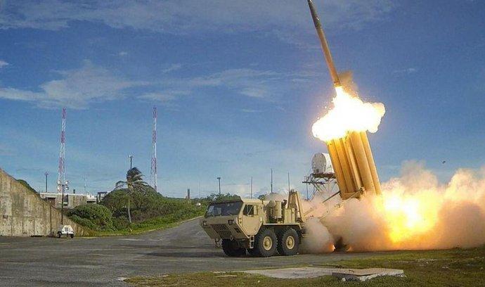 Moskvu prý zneklidňují plány na americký protiraketový systém v Jižní Koreji