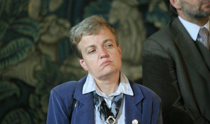 Šéfka jaderného úřadu Drábová rezignuje na funkci zastupitelky