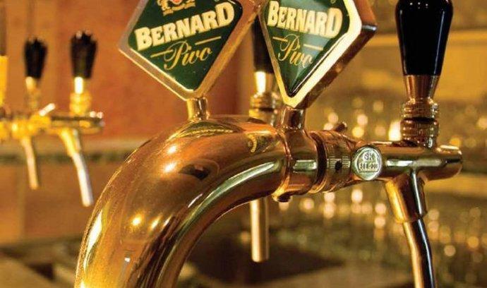 Bernard hlásí svůj rekordní rok