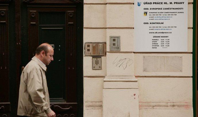 Česko má nejvíce lidí bez práce v historii, v lednu jich přibylo přes 40 tisíc