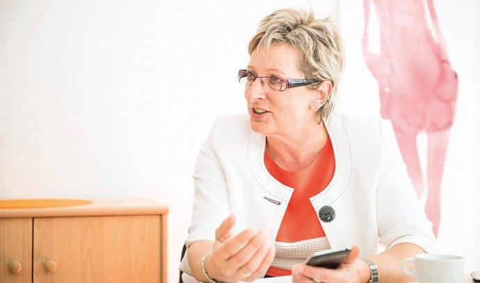 Marta Nováková: Velkou tržní sílu má i řada dodavatelů