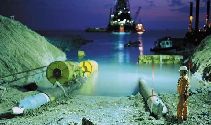 Eustream chce propojit Západ a Ukrajinu novým plynovodem