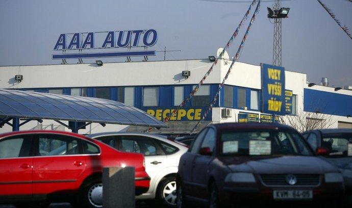 Akcionáři bazarů AAA Auto dostanou v rámci odkupu 93 korun za akcii