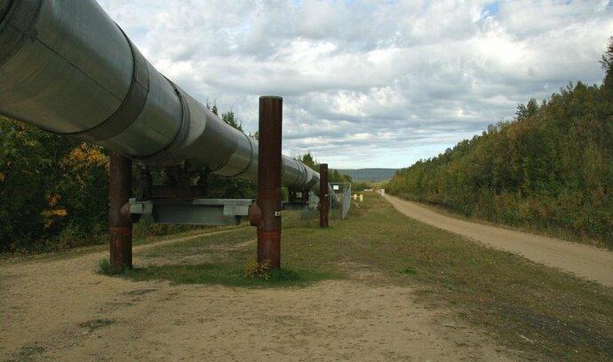 Eustream prodal dodatečnou kapacitu pro dodávky plynu na Ukrajinu
