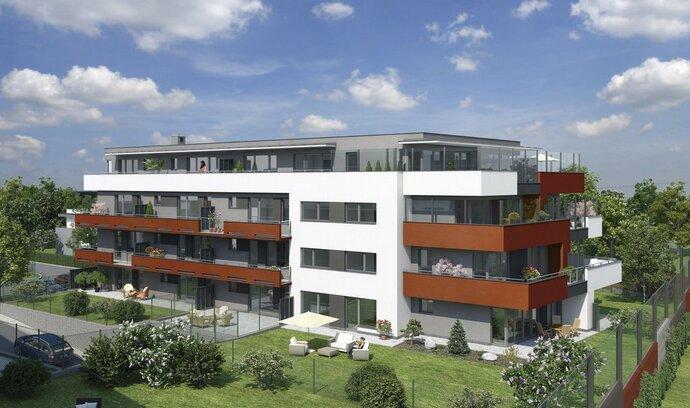 Stavebníci dávají na český trh stovky nových bytů