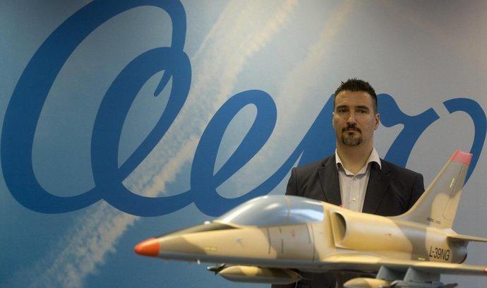 Aero patří mezi 10 nejrychleji rostoucích výrobců letadel světa
