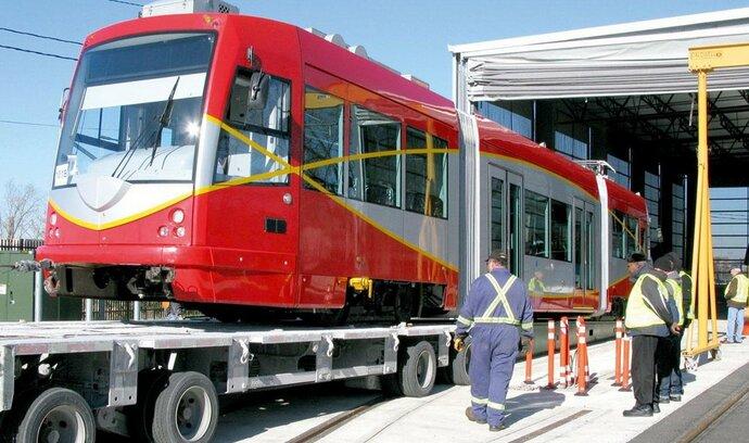 V Seattlu budou jezdit tramvaje z Ostravy poháněné bateriemi