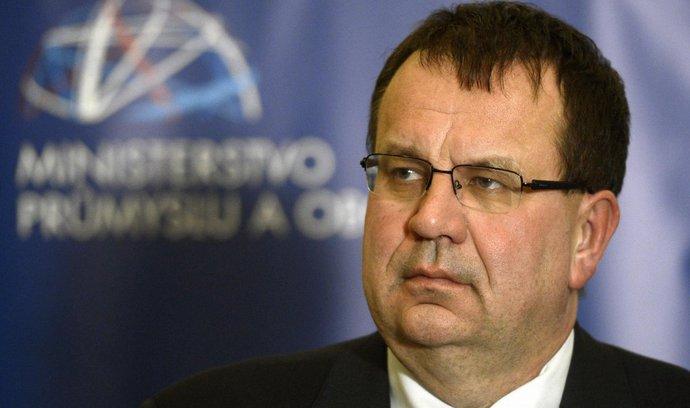 Ministr Mládek odvolal pověřeného ředitele CzechTradu Vališe