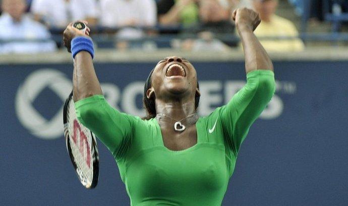 Tenisová hvězda Serena Williamsová rapuje