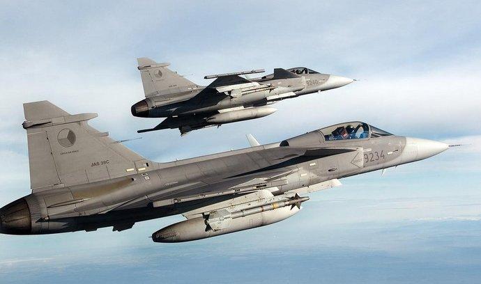 V4: Chceme společnou vzdušnou obranu střední Evropy