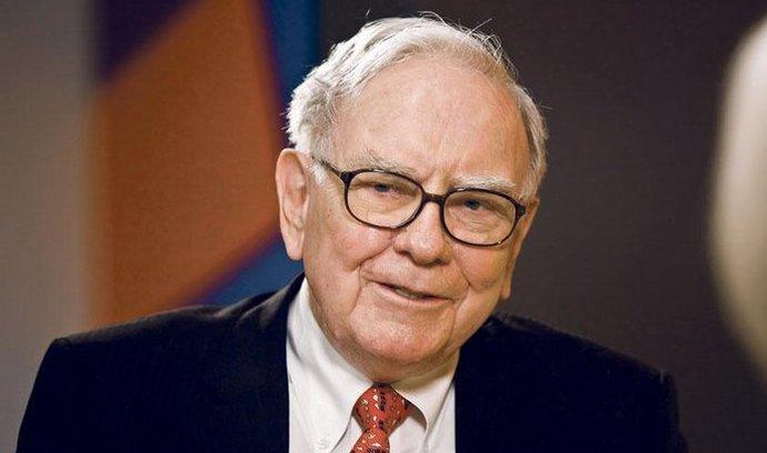 Miliardář Buffett: Bohatí platí příliš nízké daně