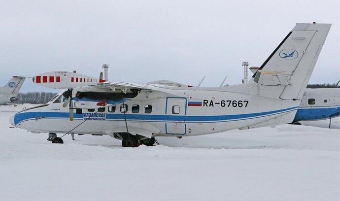 Ruská vláda má zájem o letadla z Kunovic, chce je ale vyrábět na svém území