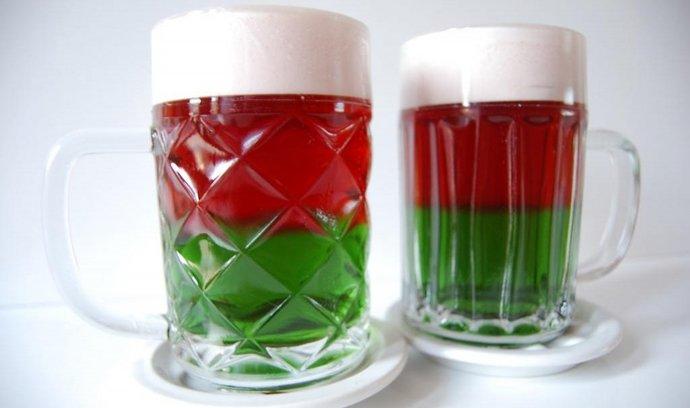 Zelené pivo … nejen na Zelený čtvrtek