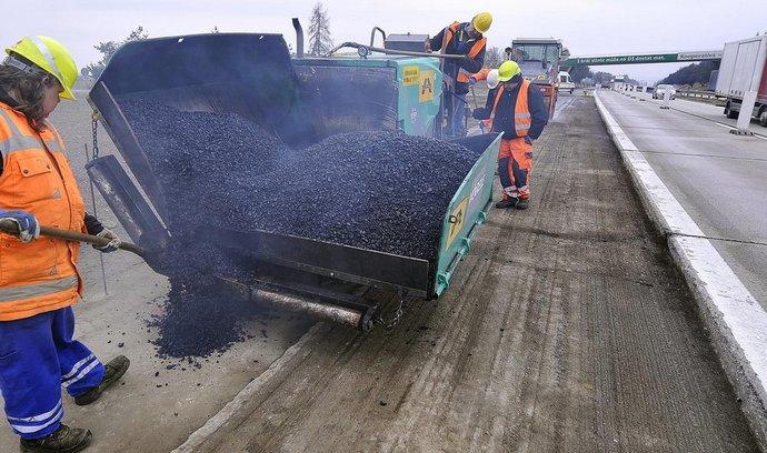První soud o D1. Silničáři nechtějí převzít sporný úsek dálnice
