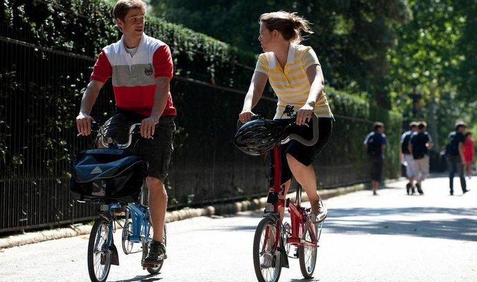 Cyklistů v Praze přibývá, za poslední rok o polovinu