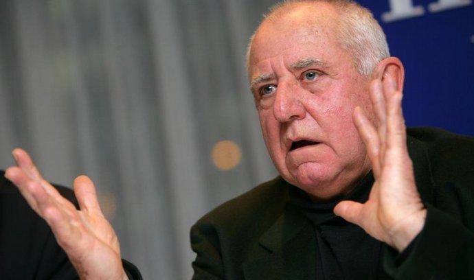 Zemřel Tomáš Ježek, jednomu z autorů kuponové privatizace bylo 77 let