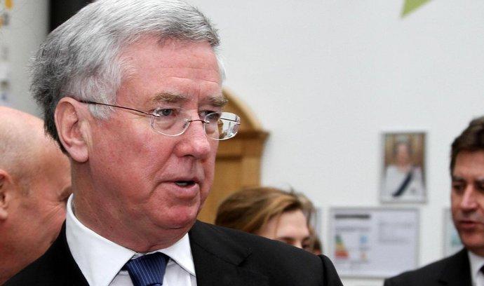 Rusko je pro Evropu skutečnou hrozbou, varuje britský ministr