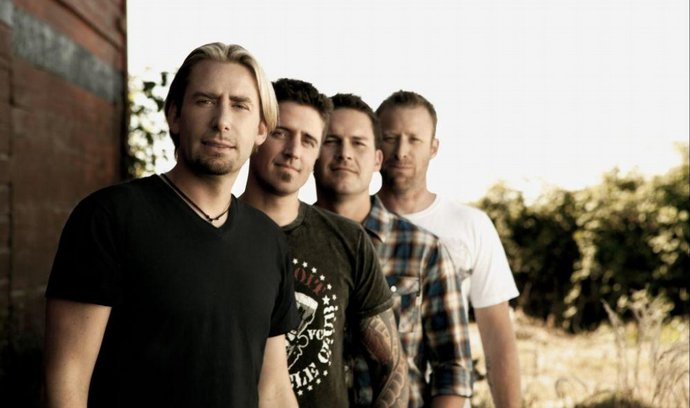 Kapela Nickelback v listopadu poprvé zahraje v Česku