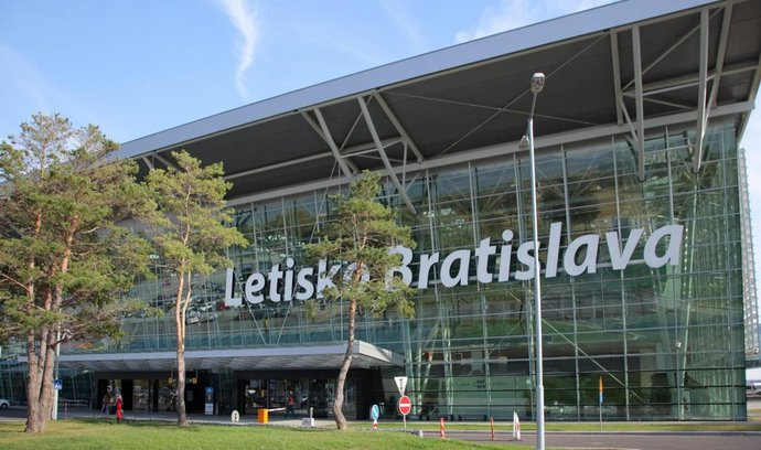 Bratislavské letiště bude oproti loňské zimě klidnější