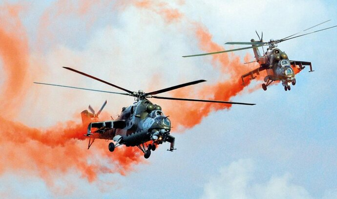 Defence officials say it's time to spend
