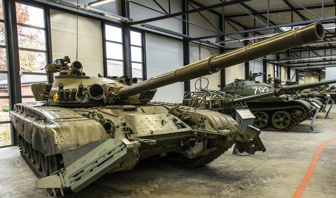 Zbrojař Strnad dodá Nigérii tanky pro boj s Boko Haram