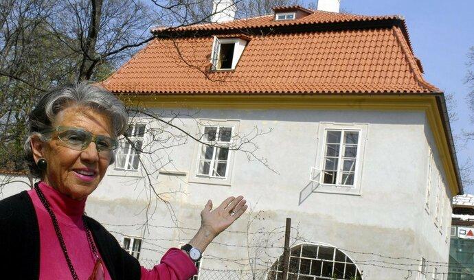 Werichovu vilu získala mecenáška Mládková. Udělá v ní centrum komiků