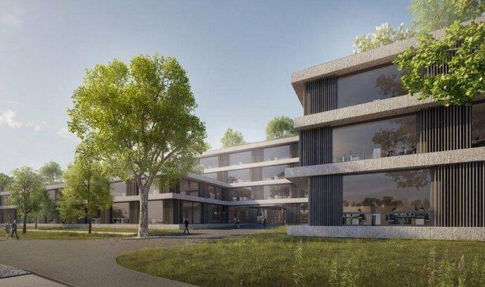 Novou budovu ČSOB v Radlicích postaví Hochtief CZ. Využije geotermální energii