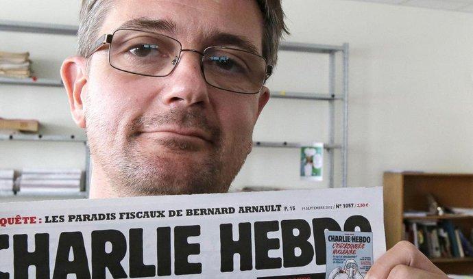 Charlie Hebdo vyjde příští týden v milionovém nákladu