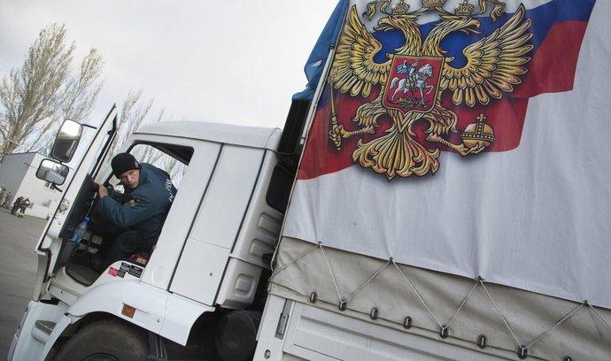 Rusko chystá jedenáctý konvoj na Donbas