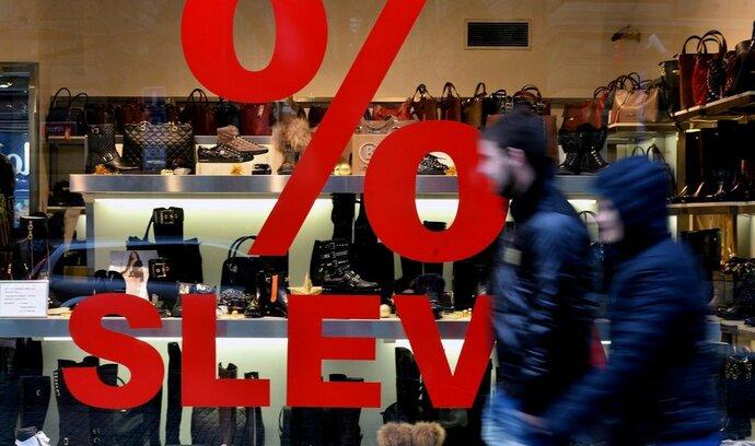 O povánoční výprodeje je zájem, prodává se bílé zboží a elektro