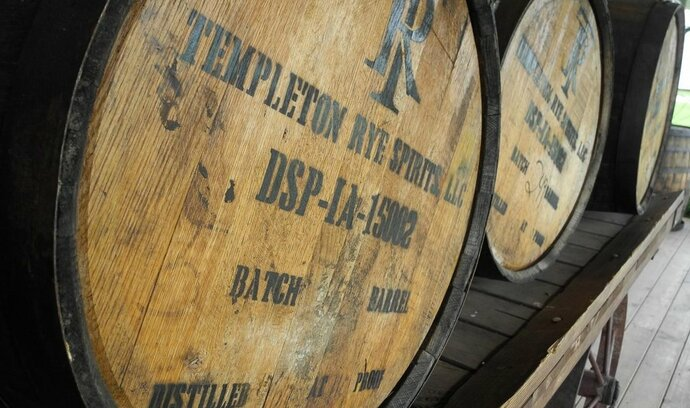 Zisky z whisky překonávají akciové trhy