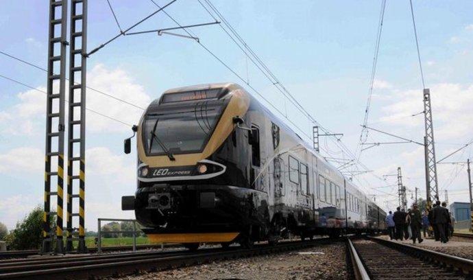 Leo Express zdvojnásobil obrat, pomohly hlavně vlaky na německých kolejích