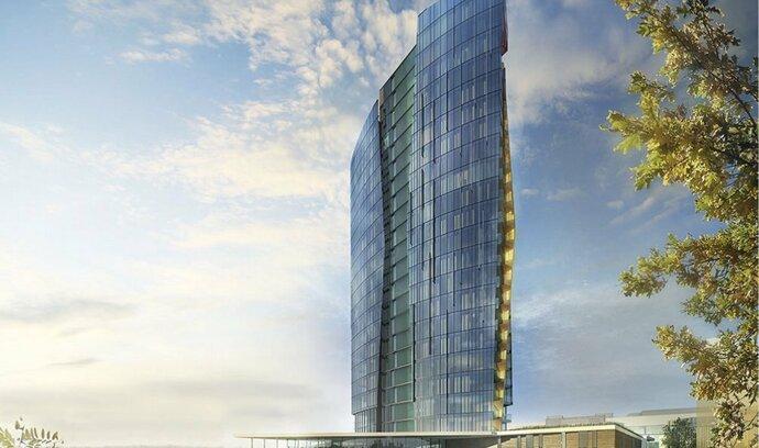 Investor Šantovka Tower kvůli územnímu plánu žaluje Olomouc
